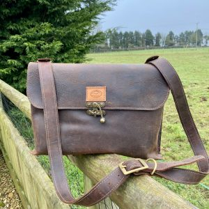 Laptop-distressed-leather-Brown-briefcase-computer-brass-buckle-lined-airbook-bag-apple-lap-top-mac-satchel-mac-book-pro-macbook